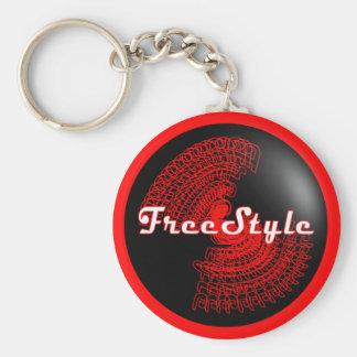 FreeStyle Keychain