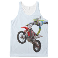 Freestyle Motocross All-Over Print Tank Top