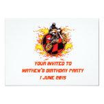 Freestyle motocross card