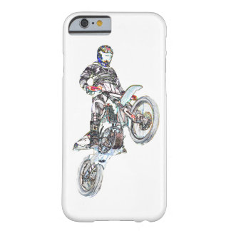 Freestyle motocross etching barely there iPhone 6 case
