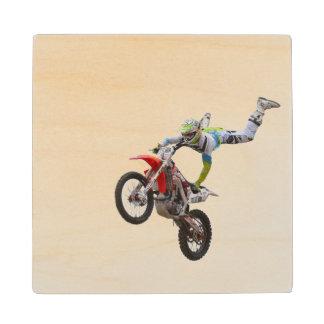 Freestyle Motocross Wood Coaster