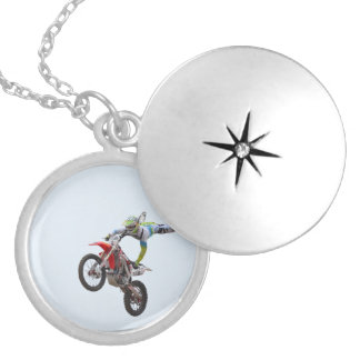 Freestyle Motocross Necklace