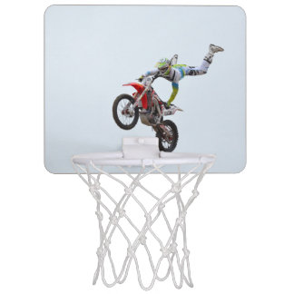 Freestyle Motocross Mini Basketball Hoop