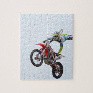 Freestyle Motocross Puzzle