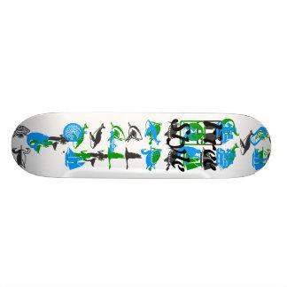 FreeStyle Skateboard Deck