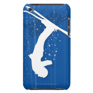 Freestyle Skier Barely There iPod Case