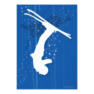 Freestyle Skier Card