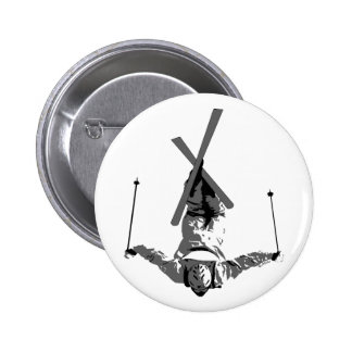 Freestyle Skiing Buttons
