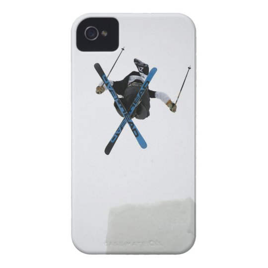 Freestyle Skiing iPhone 4 Cover