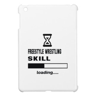 Freestyle Wrestling skill Loading...... Cover For The iPad Mini