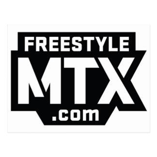 FreestyleMTX Postales