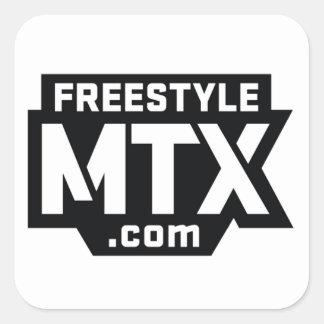 FreestyleMTX Square Sticker