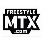 FreestyleMTX Tarjeta Postal