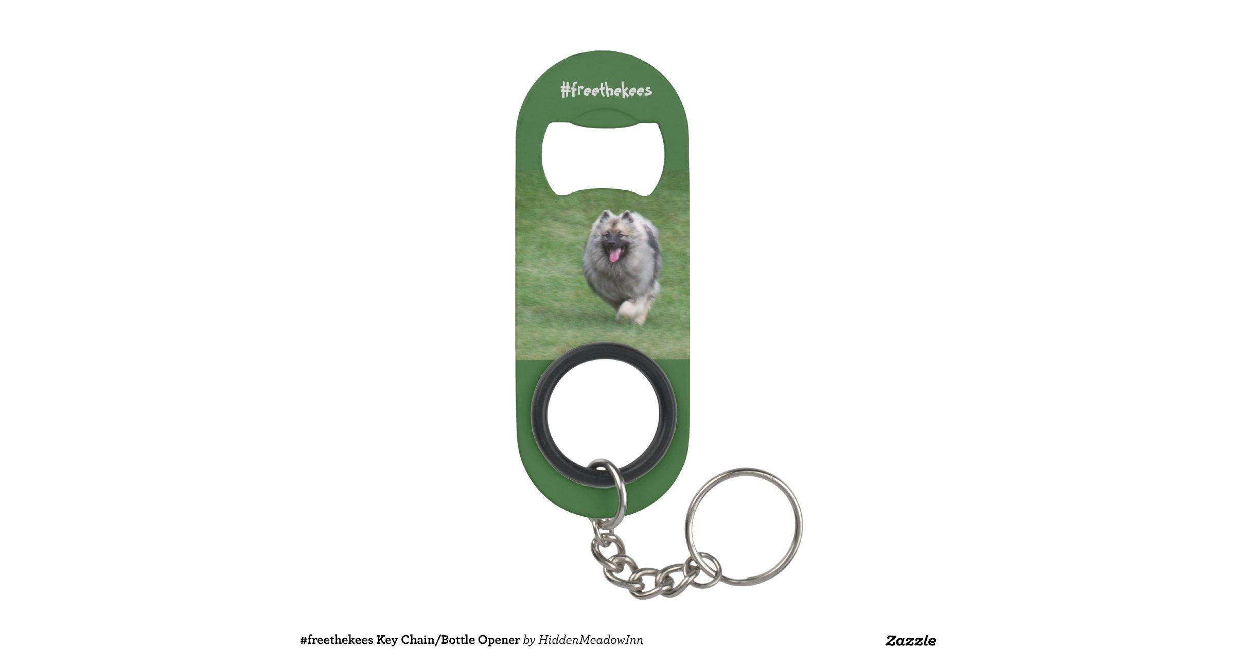 freethekees key chain bottle opener mini bottle opener zazzle. Black Bedroom Furniture Sets. Home Design Ideas