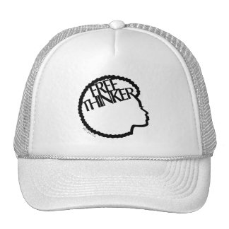 Freethinker - African Woman Mesh Hat
