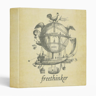 Freethinker Avery Binder