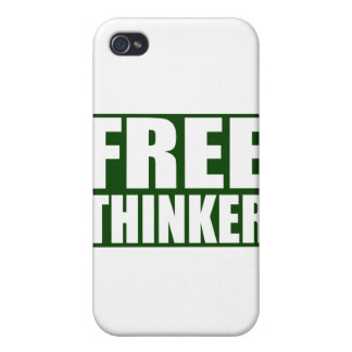 Freethinker Case For iPhone 4