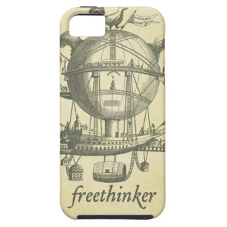 Freethinker Case-Mate Case iPhone 5/5S Cover