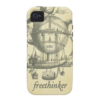 Freethinker Case-Mate Case Case-Mate iPhone 4 Cases