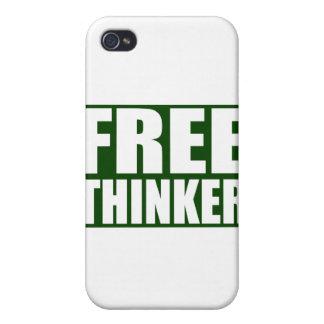 Freethinker iPhone 4 Case