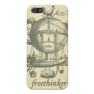 Freethinker Covers For iPhone 5