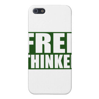 Freethinker Cover For iPhone 5