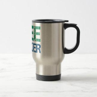 freethinker 15 oz stainless steel travel mug