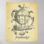 Freethinker Print