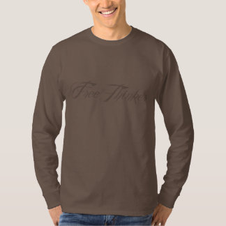Freethinker Script Tee Shirt