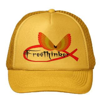 Freethinking Fish Symbol Hat