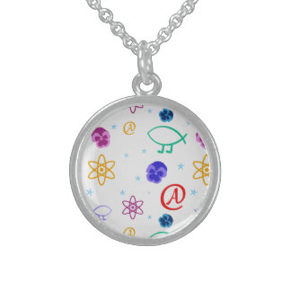 Freethought Atheist Customizable Necklace
