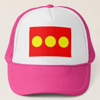 Freetown Christiania Flag Trucker Hat