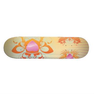 FreeVector-Cool-Shields.ai Skateboard