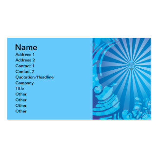 FreeVector-Starburst-Sky.ai Business Card