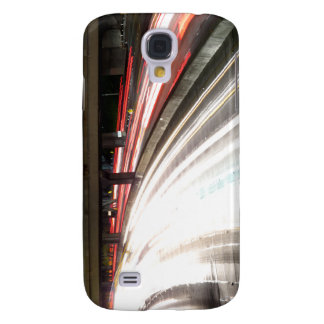 Freeway At Night Galaxy S4 Cases