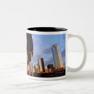 Freeway Overpass in Dallas 2 Coffee Mug
