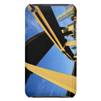 Freeway Overpass in Dallas iPod Case-Mate Case
