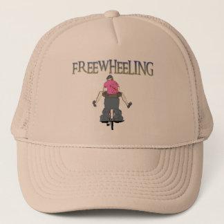 Freewheeling Cycling Trucker Hat