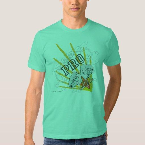 freewillpower: dana men's t-shirt