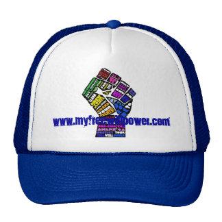freewillpower: winning cap! trucker hats