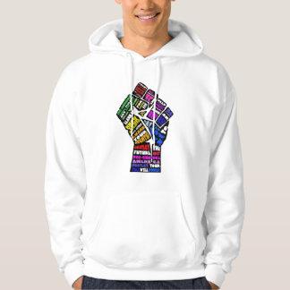 freewillpower: winning hoodie