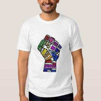 freewillpower: winning men's t-shirt
