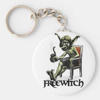 FreeWitch Kobold Key Chain