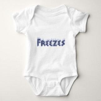 freeze baby bodysuit