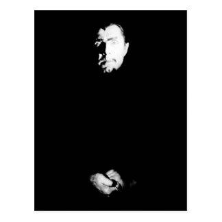 """Freeze Frame - Bela Lugosi """"White Zombie"""" Postcard"""
