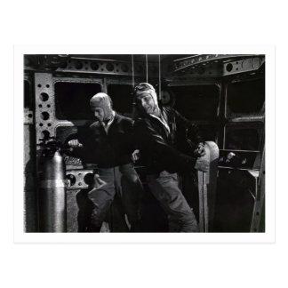 "Freeze Frame - ""Buck Rogers"" Postcard"
