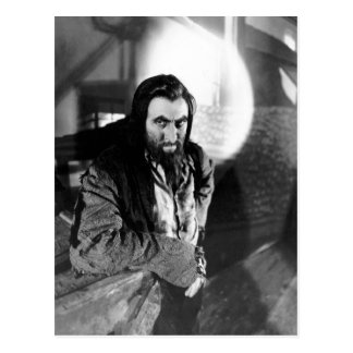 "Freeze Frame - John Barrymore ""Svengali"" Postcard"