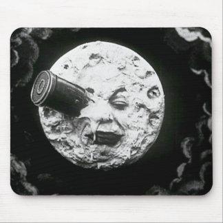 """Freeze Frame - """"Le Voyage Dans La Lune"""" Mousepad"""