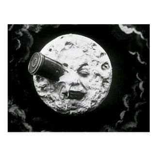 Freeze Frame - Le Voyage Dans La Lune Postcard