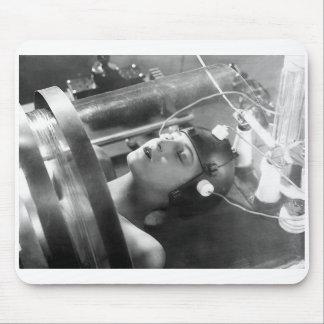 "Freeze Frame - ""Metropolis"" - Maria  Mousepad"